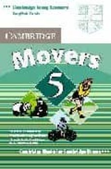 Permacultivo.es Movers 5: Cambridge Young Learners English Tests (Audio Cassette) Image