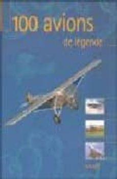 100 avions de legende-françois besse-9782263037801