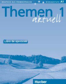Descargas de libros electrónicos de Rapidshare en pdf THEMEN AKTUELL 1. LIBRO DE EJERCICIOS (Spanish Edition) de  9783191516901