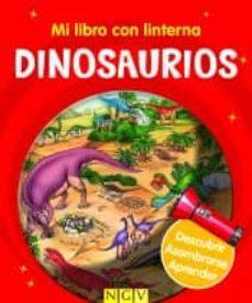 Chapultepecuno.mx Dinosaurios (Mi Libro Con Linterna) Image