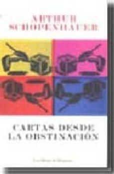 Chapultepecuno.mx Cartas Desde La Obstinacion Image