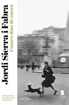 cuatro días de enero (inspector mascarell 1) (ebook)-jordi sierra i fabra-9788401337901