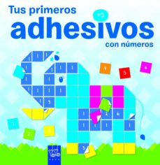 tus primeros adhesivos +5: elefante-9788408134701