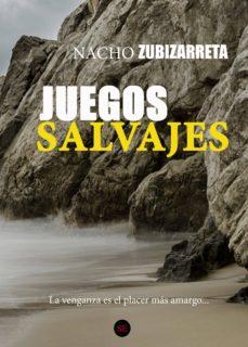 Ebook ita descarga gratuita epub JUEGOS SALVAJES  en español