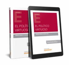 Foro de descarga de ebooks epub EL POLÍTICO VIRTUOSO 9788413084701