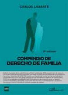 Descargar COMPENDIO DE DERECHO DE FAMILIA 9ª EDICION 2019 gratis pdf - leer online