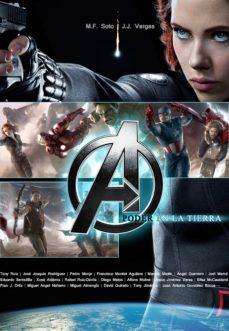 avengers: el poder en la tierra-9788415296201