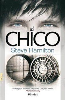 (pe) el chico-steve hamilton-9788415433101