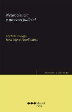 neurociencia y proceso judicial-francisco sosa wagner-9788415664901