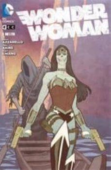 wonder woman núm. 03-brian azzarello-9788415748601