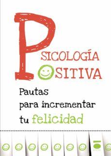 psicología positiva-9788415940401