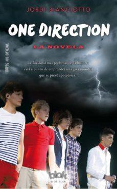 one direction: la novela-jordi bianciotto-9788416075201