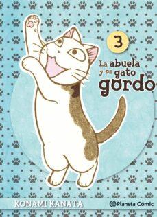 la abuela y su gato gordo nº 3-konami kanata-9788416308101