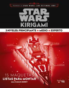 Descargas ebooks ipad STAR WARS KIRIGAMI 9788416857401 iBook RTF