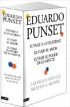 Elmonolitodigital.es Estuche Punset: El Viaje A La Felicidad; El Viaje Al Amor; El Via Je Al Poder De La Mente Image