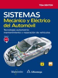 Descargar SISTEMAS MECANICO Y ELECTRICO DEL AUTOMOVIL gratis pdf - leer online