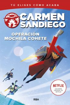 Inmaswan.es Carmen Sandiego 2: Operacion Mochila Cohete Image