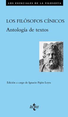 Descargas gratuitas de libros electrónicos txt LOS FILÓSOFOS CÍNICOS in Spanish