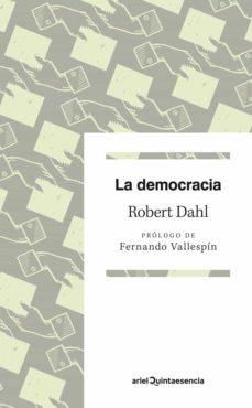 la democracia-robert a. dahl-9788434401501