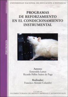 Permacultivo.es Programas De Reforzamiento En El Condicionamiento Instrumental (5 0083dv01a01) Image