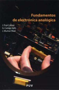 Descarga de libros electrónicos gratis en línea FUNDAMENTOS DE ELECTRONICA ANALOGICA (Literatura española)