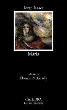 Libros descargables gratis para computadoras MARIA (Literatura española) 9788437606101 PDB FB2 iBook
