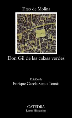 Descargar ebook para iphone 5 DON GIL DE LAS CALZAS VERDES ePub CHM MOBI in Spanish de TIRSO DE MOLINA