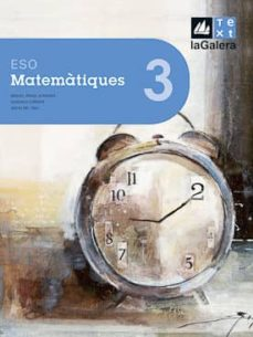 Cronouno.es Matemàtiques Eso 3(ed. Loe) Image