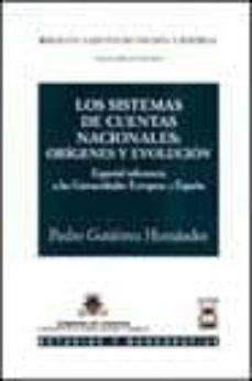 Chapultepecuno.mx Los Sistemas De Cuentas Nacionales: Origenes Y Evolucion. Especia L Referencia A Las Comunidades Europeas Y España Image