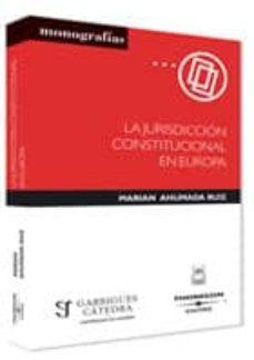 Curiouscongress.es La Jurisdiccion Constitucional En Europa Image
