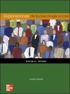 Emprende2020.es Exploraciones De La Psicologia Social (4ª Ed.) Image