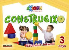 Emprende2020.es Axioma Matemàtiques 3 Años Educacion Infantilconstrueixo Catalu ÑA / Islas Baleares Catalan Ed. 2018 Image
