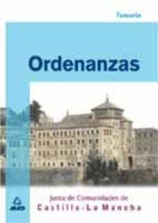 Cdaea.es Ordenanzas De La Junta De Comunidades De Castilla-la Mancha: Tema Rio Image