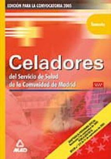Relaismarechiaro.it Celadores Del Servicio De Salud De La Comunidad De Madrid: Temari O Image
