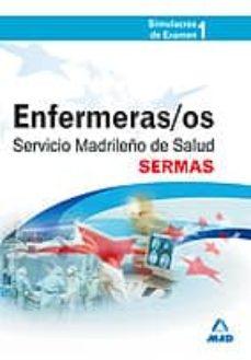 Mrnice.mx Enfermeros Del Servicio Madrileño De Salud (Sermas): Simulacros D E Examen Image