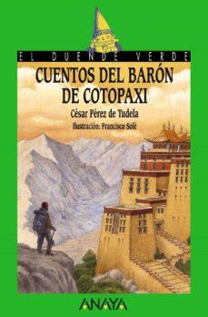 cuentos del baron de cotopaxi-cesar perez de tudela-9788466706001