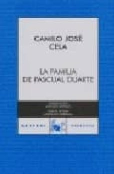 La Familia De Pascual Duarte Pdf Ebook Pdf Collection