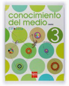 Enmarchaporlobasico.es Conocimiento Del Medio 3º Primaria Tirolina Ed 2008 Cast Canarias Image