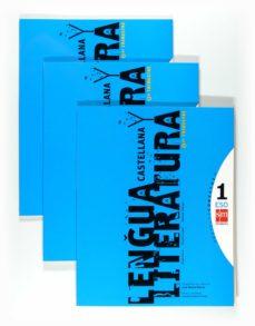 Iguanabus.es Lengua Castellana Y Literatura 1º Eso Trimestresconecta 2.0 Image