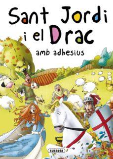 Viamistica.es Sant Jordi I El Drac Amb Adhes Contes I Tradicions Catalanes Adhes Image