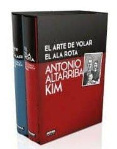 Descargar y leer EL ARTE DE VOLAR Y EL ALA ROTA. COFRE EDICION COLECCIONISTA. gratis pdf online 1