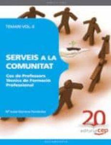 Inmaswan.es Cos De Professors Tecnics De Formacio Professional. Serveis A La Comunitat. Temari Vol. Ii. Image