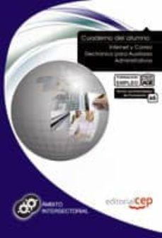 Relaismarechiaro.it Cuaderno Del Alumno Internet Y Correo Electronico Para Auxiliares Administrativos. Formacion Para El Empleo Image