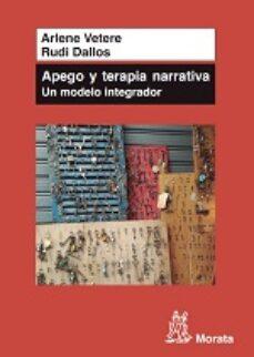 apego y terapia narrativa: un modelo integrador-arlene vetere-rudi dallos-9788471126801