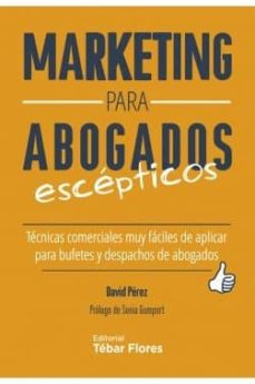 marketing para abogados escépticos-david perez-9788473606301