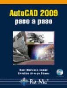 Descargar AUTOCAD 2009 PASO A PASO gratis pdf - leer online