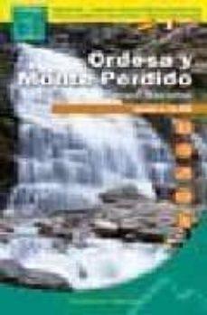 Viamistica.es Ordesa Y Monte Perdido (Alpina) (1:40000) Image
