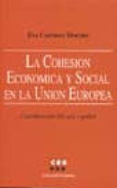 Officinefritz.it La Cohesion Economica Y Social En La Union Europea: Consideracion Del Caso Español Image