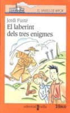 Javiercoterillo.es El Laberint Dels Tres Enigmas Image