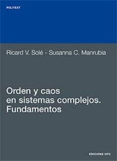 Padella.mx Orden Y Caos En Sistemas Complejos: Fundamentos Image